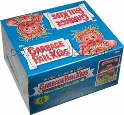 Garbage Pail Kids All New Series 6 [2007] Gross Stickers Box