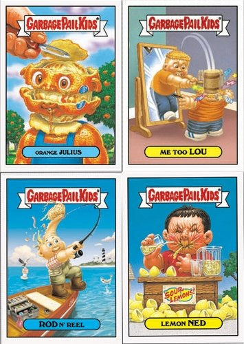Garbage Pail Kids Series 6 [2007] Gross Stickers Box Case [Hobby/8 boxes]