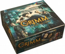Grimm TV Show Trading Cards Box