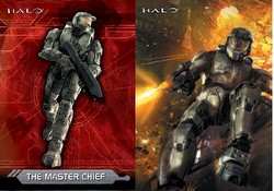 Halo Trading Cards Box Case [8 boxes]