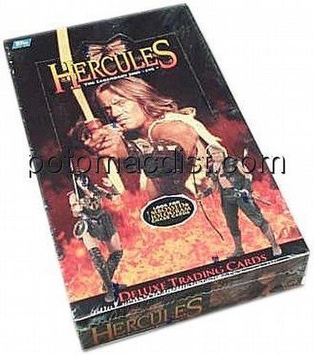 Hercules Trading Cards Box [Topps]