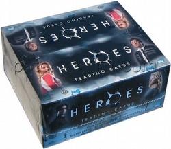 Heroes Season 1 Trading Cards Box [Hobby]