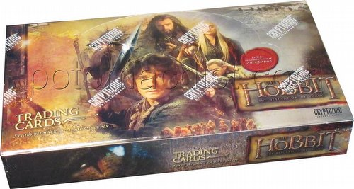 The Hobbit: The Desolation of Smaug Trading Cards Box