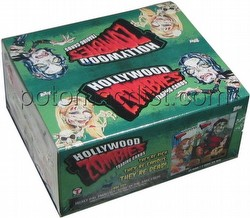 Hollywood Zombies Trading Cards Box