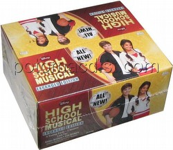 High School Musical 2 Expanded Edition Trading Cards & Stickers Box