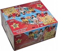 High School Musical Trading Card & Sticker Fun Pack Box [Hobby]