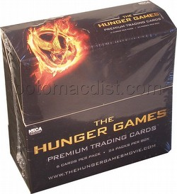 Hunger Games Trading Cards Box