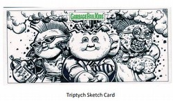 Garbage Pail Kids 2020 Series 2: 35th Anniversary Sticker Cards Collector Ed. Case [Hobby/8 boxes]