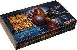 Iron Man Movie 2 Trading Cards Box