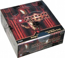 Iron Man Movie Trading Cards Box
