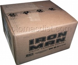 Iron Man Movie Trading Cards Box Case [12 boxes]
