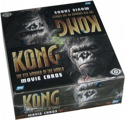 King Kong Movie Trading Cards Box [Topps/2005]
