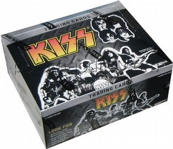 Kiss Ikons Trading Cards Box