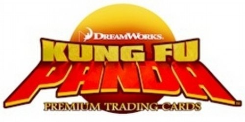 Kung Fu Panda Premium Trading Cards Box