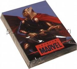 Legends of Marvel Series 2 Trading Card Set