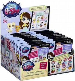 Littlest Pet Shop: The Littlest Pet Collection 2015 Series 3 Cozy Snackers Blind Bags Box