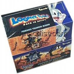 Looney Tunes Back In Action Movie Trading Cards Box