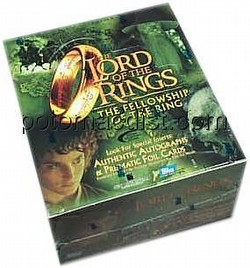 Lord/Rings Fellowship Movie (Topps)