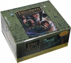 Lord of the Rings Masterpieces II Trading Cards Box [Hobby]