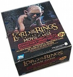 Lord/Rings Two Towers Update (Topps)