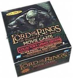 Lord/Rings Coll. Update Retail (Topps)