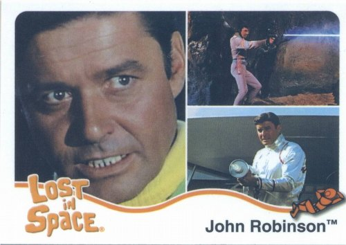 The Complete Lost In Space Trading Cards Binder Case [4 binders]