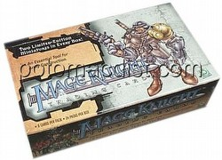 Mage Knight Rebellion Trading Cards Box [Upper Deck]