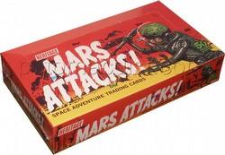 Mars Attacks Heritage Trading Cards Box [Hobby]