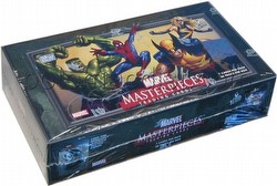 Marvel Masterpieces Series 1 Trading Cards Box [2007/Upper Deck]