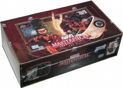 Marvel Masterpieces Series 2 Trading Cards Box [2008/Upper Deck]