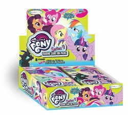 My Little Pony: Fun Packs Series 4 Trading Cards Box