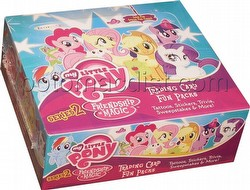 My Little Pony: Friendship is Magic Series 2 Trading Cards Box