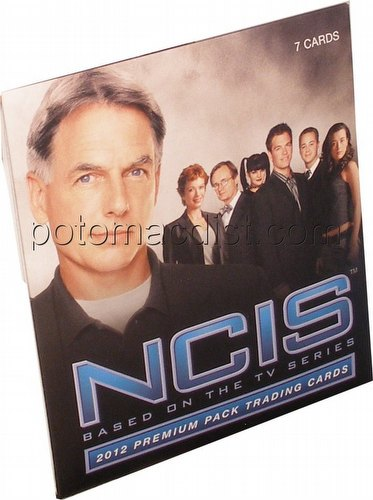 NCIS 2012 Premiere Edition Trading Cards Premium Pack