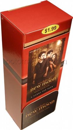 Twilight New Moon Trading Cards Gravity Feed Box [36 packs]