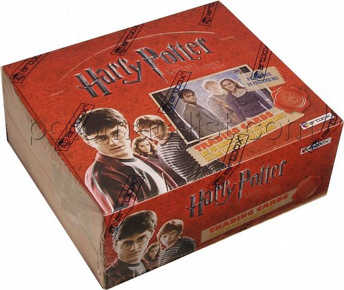 Harry Potter and the Deathly Hallows Part One Trading Cards Box [Hobby]