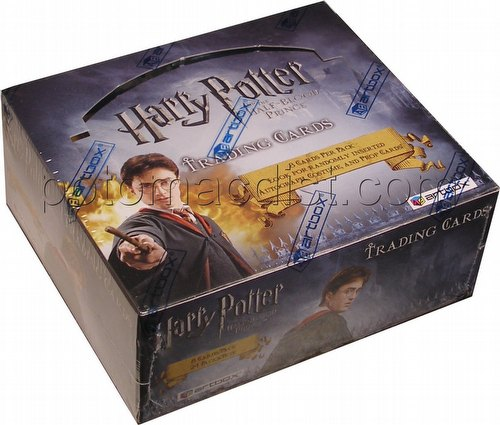 Harry Potter and the Half-Blood Prince Trading Cards Box [Hobby]