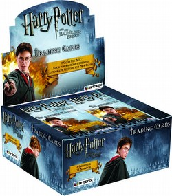 Harry Potter and the Half-Blood Prince Trading Cards Box Case [Hobby/10 boxes]