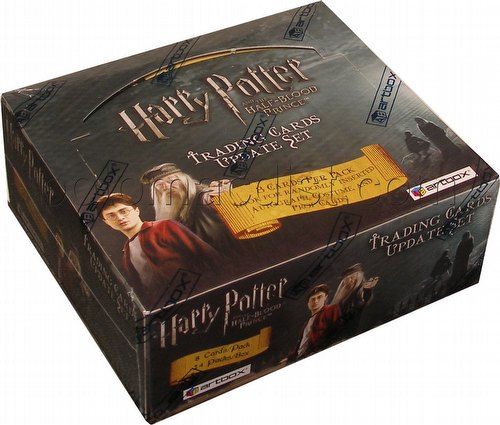 Harry Potter and the Half-Blood Prince Update Trading Cards Box [Hobby]