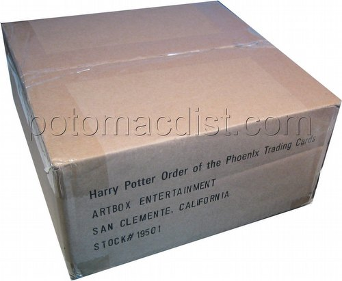 Harry Potter and the Order of the Phoenix Trading Cards Box Case [Hobby/10 boxes]