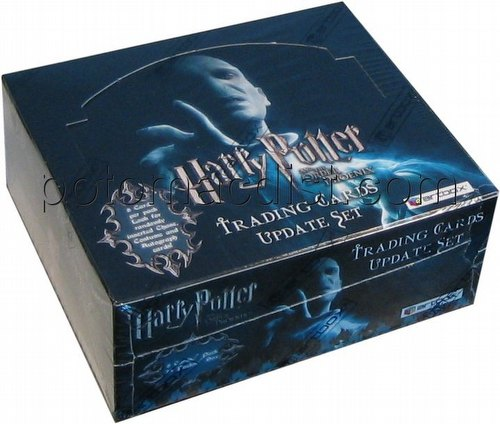 Harry Potter and the Order of the Phoenix Update Trading Cards Box [Hobby]