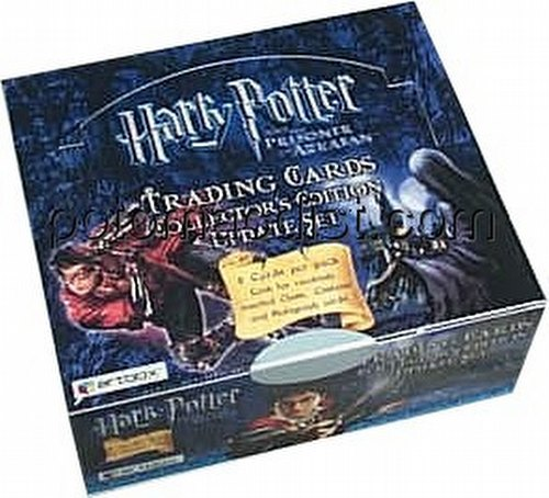 Harry Potter Prisoner of Azkaban Update Trading Cards Box [Hobby]