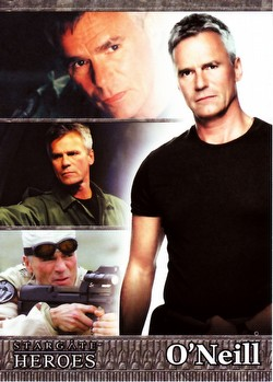 Stargate Heroes Trading Cards [3 Cases With 3-Case Incentive]