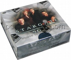 Stargate SG-1 Season 10 Trading Cards Box