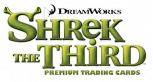 Shrek the Third Movie Premium Trading Cards Box [Inkworks]