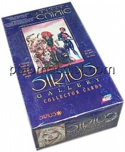 Sirius Gallery Box