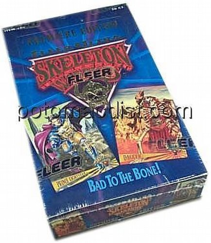 Skeleton Warriors Box