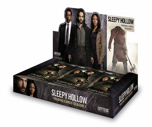 Sleepy Hollow Season 1 Trading Cards Case [12 boxes]