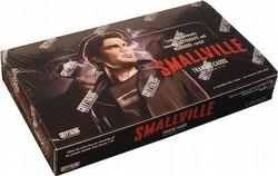 Smallville Seasons 7-10 Trading Cards Box