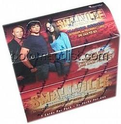 Smallville Season 2 Trading Cards Box
