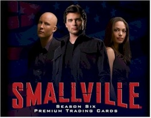 Smallville Season 6 Premium Trading Cards Box Case [10 boxes]